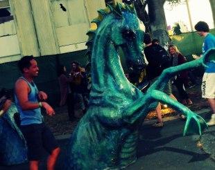 Dragon at Treasure Island Music Festival 2014 | The Girl Next Door is Black