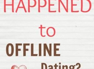 What Happened to Offline Dating | The Girl Next Door is Black