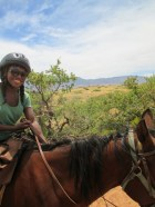 horseback riding sedona