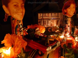 Day of the Dead Altar | The Girl Next Door is Black