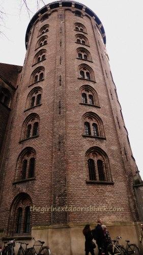 Rundetårn Round Tower Copenhagen   The Girl Next Door is Black