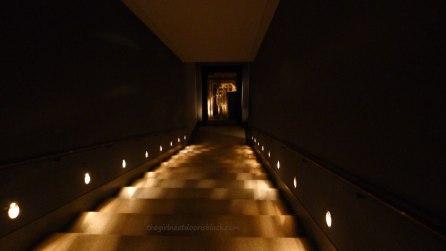 Stairs to mummies Carlsberg Glyptotek   The Girl Next Door is Black