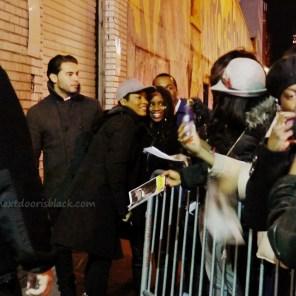 Keke Palmer Broadway Fans | The Girl Next Door is Black