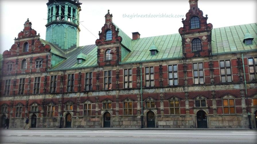 Børsen Stock Exchange Building Copenhagen, Denmark | The Girl Next Door is Black