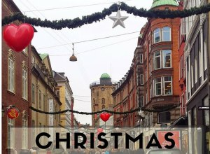 """Copenhagen, Denmark is a delightful place to be during the Christmas holiday. Christmas is kind of a big deal there. 