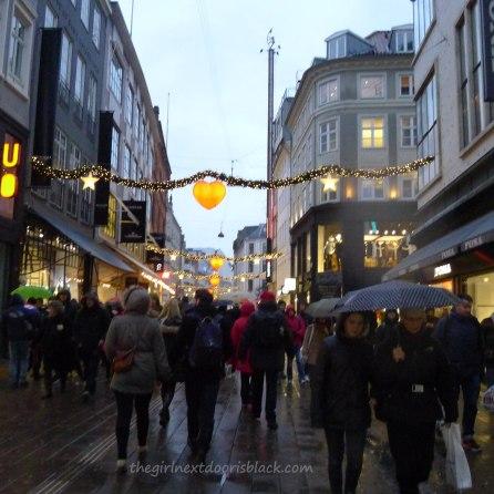Strøget Copenhagen   The Girl Next Door is Black