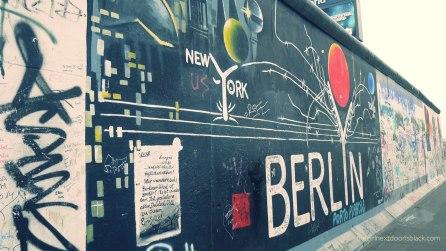 Berlin Wall New York
