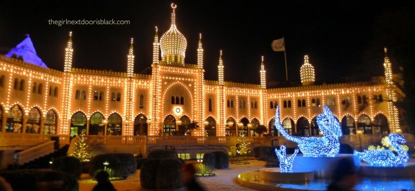 Taj Mahal Tivoli Copenhagen