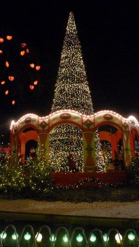 Christmas Tree Tivoli Copenhagen