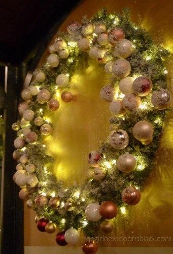 Wreath Tivoli Copenhagen