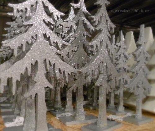 frosted trees for sale Det Gamle Apotek Copenhagen