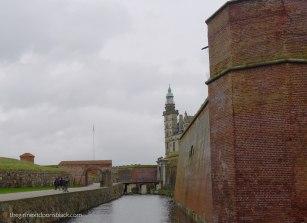 Kronborg Castle Helsingør Denmark