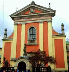 Church of the Transfiguration Warsaw   The Girl Next Door is Black