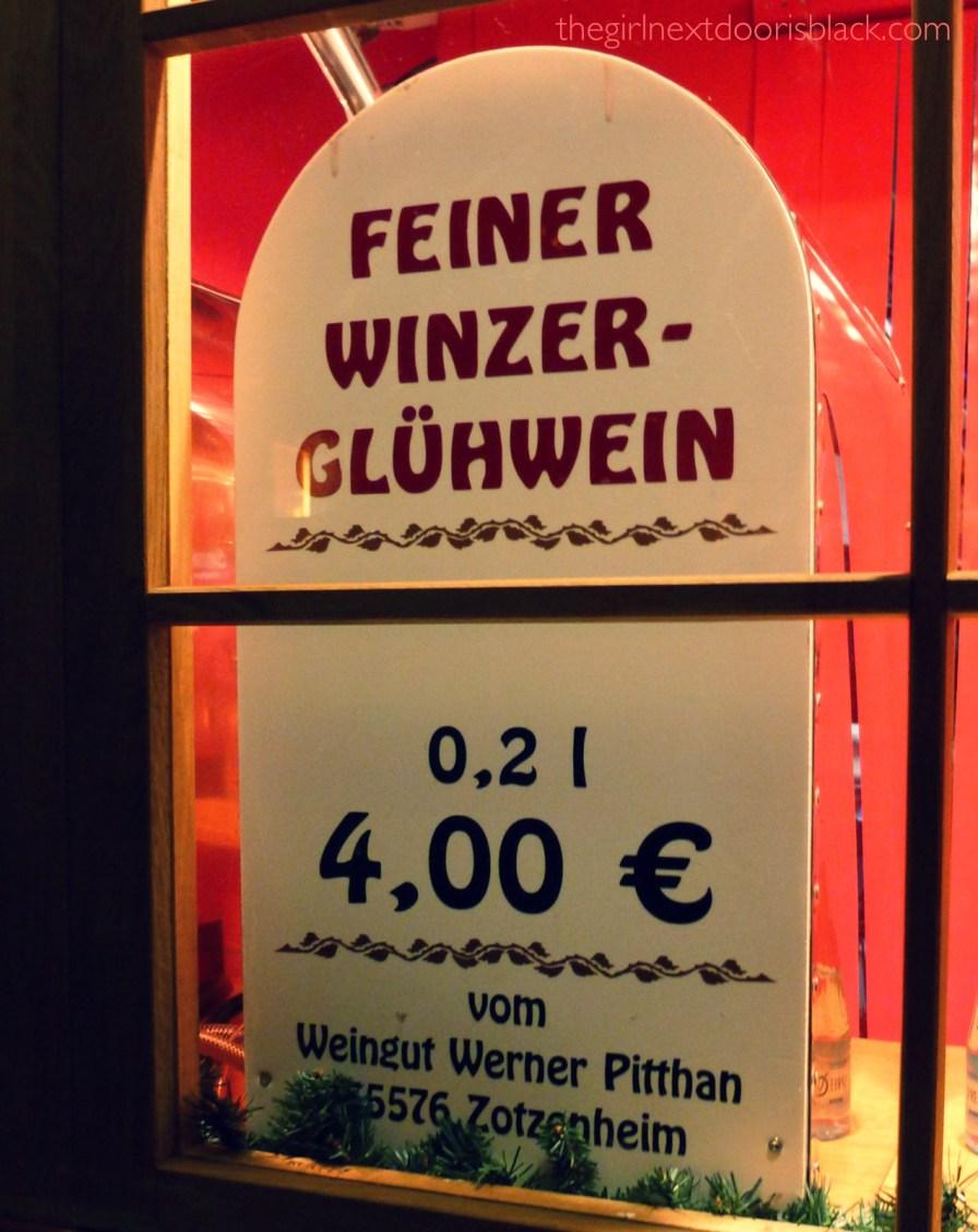 Wine Gendarmenmarkt Berlin