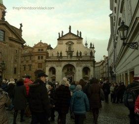 Old Town Stare Miasto Prague | The Girl Next Door is Black