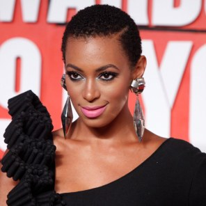 Solange Knowles' Hair After Big Chop | The Girl Next Door is Black