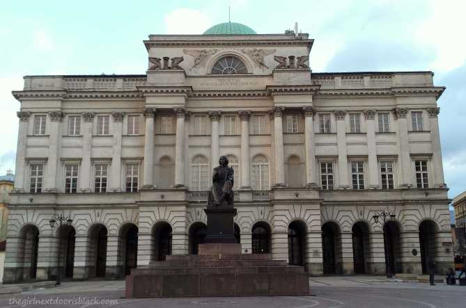 Polish Academy of Sciences | The Girl Next Door is Black