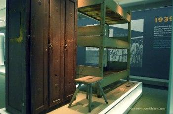 "Typical prisoner ""accommodations"" Sachsenhausen"