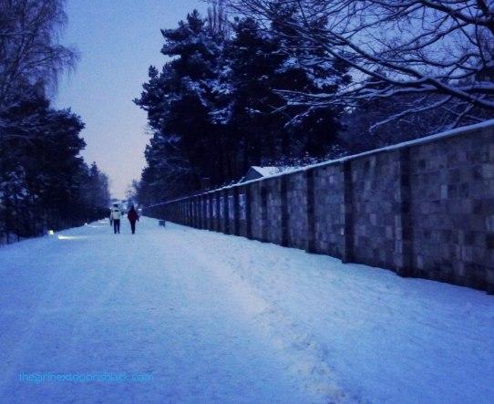 Sachsenhausen grounds Germany