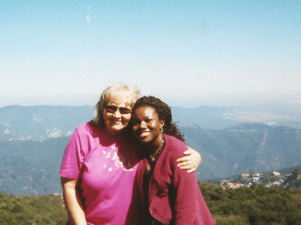 """Sometimes you find friendship in the most unlikely people.   Read more on The Girl Next Door is Black in """"3 Important Life Lessons I Learned From an Unlikely Friendship"""""""