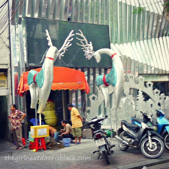 """I spent a little less than 36 hours in Vietnam's bustling Ho Chi Minh city and there's a lot to see and do there. 