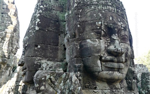 Siem Reap, Cambodia is home to many majestic ancient temples, including the awe-inspiring Angkor Wat   Read more on The Girl Next Door is Black