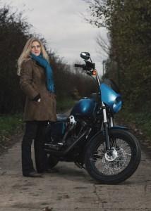 The Girl On A Bike motorcycle Bowtex logo unisex Womens kevlar leggings jeans 5