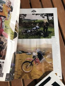 The girl on a bike in the media built magazine camp vc vanessa e1517763638262