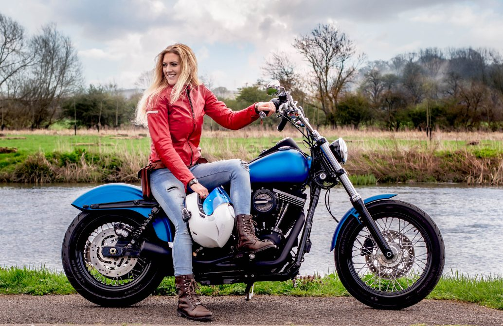 An irreversible journey to becoming a Harley-Davidson rider