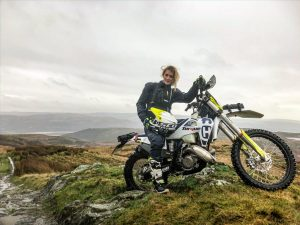 The girl on a bike husqvarna te 150i 2020 review 5 scaled