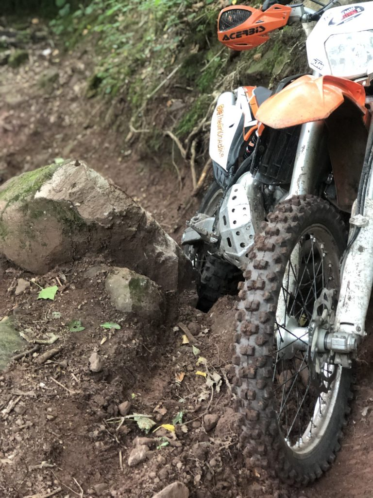 Metzeler MCE Six Days Extreme tyre review