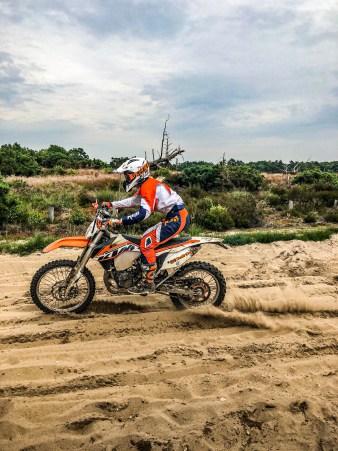 Metzeler MCE Six Days Extreme tyre sand riding