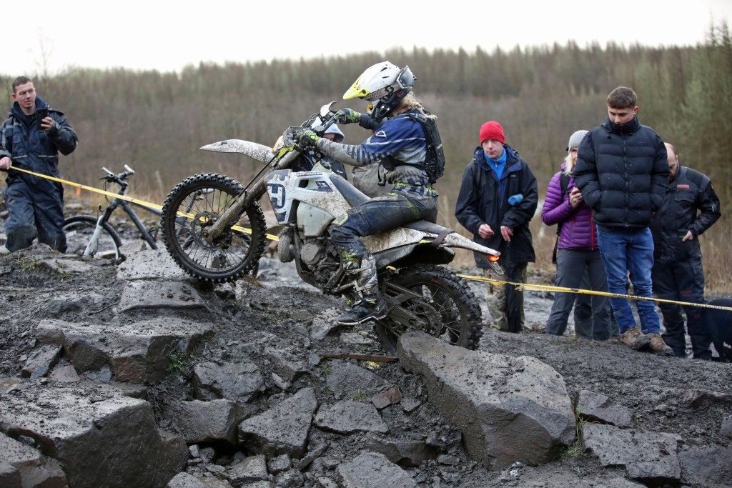 Valleys Xtreme hard enduro