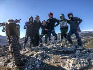Tour Enduro Sardegna Marco
