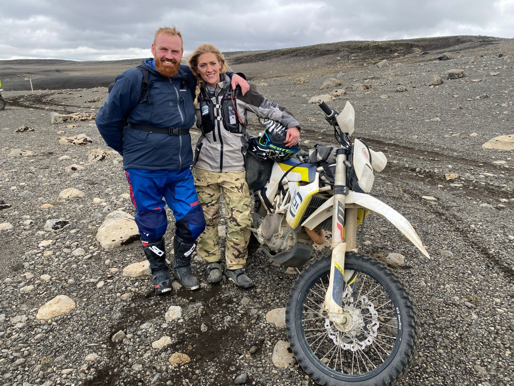 the girl on a bike iceland motorcycle ridewithlocals 40