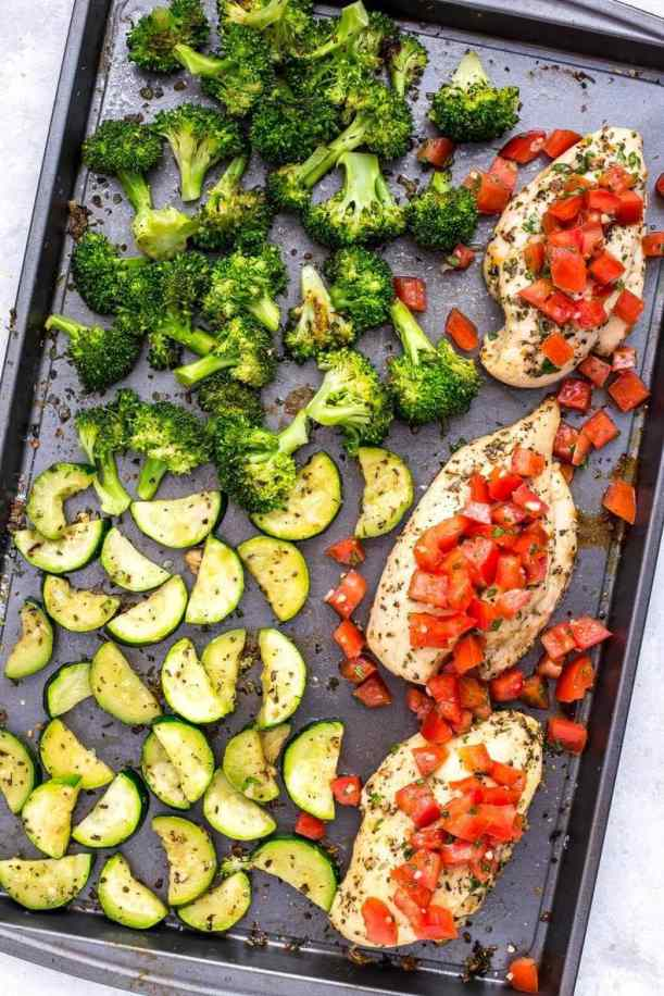15 Easy Delicious Sheet Pan Recipes You Can Make This Summer
