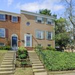 7502-Bland-Drive-Manassas-VA-townhome-for-sale-In-DC-Suburbs | Candace Moe, REALTOR®Exterior-Front Elevation-AMK7081