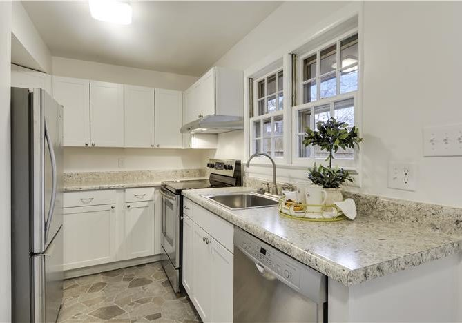 220 S. Virginia Ave., Falls Church, has been completely renovated.