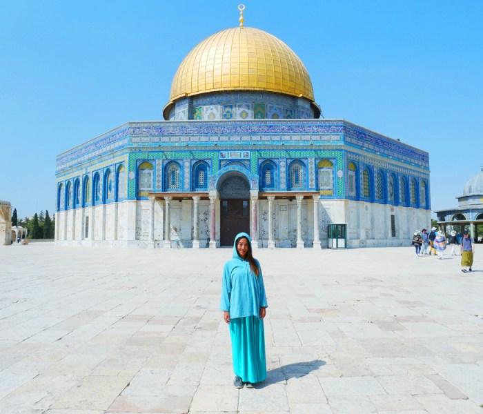 以色列自助到底安不安全?十天自由行重點精華行程