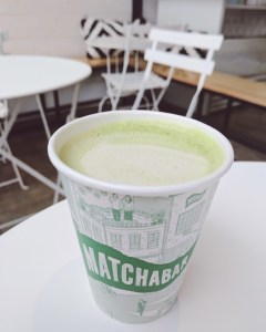 Matcha Bar - Silver Lake