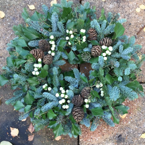 Bing Christmas Wreath