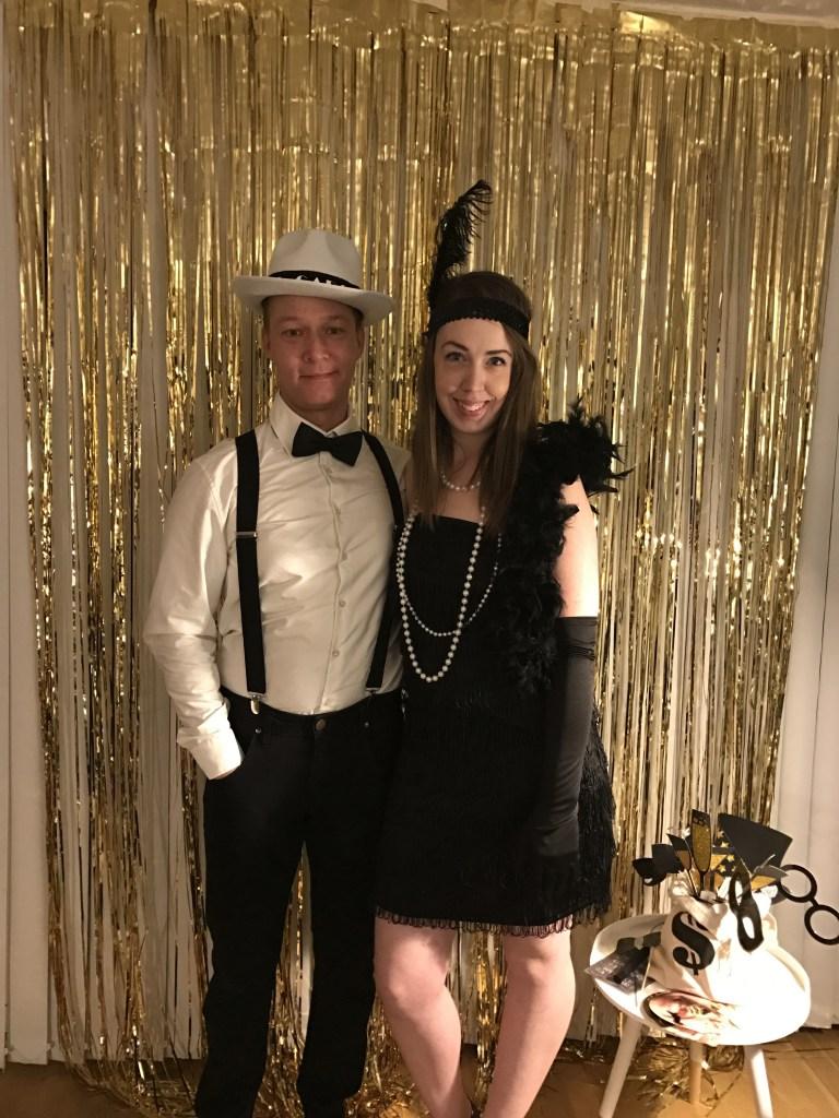 the great gatsby tema fest