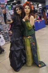 Bellatrix and Poison Ivy