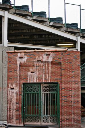 Wrigley Field Demolition - 05