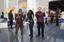 Gamora and Starlords!