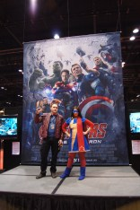 Starlord and Ms. Marvel