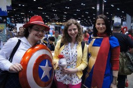 Agent Carter, The Unbreakable Kimmy Schmidt and myself.