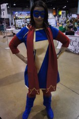 Kamala Khan Cosplay