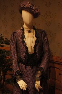 Dressing Downton at the Driehaus Museum