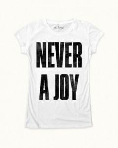 never-a-joy